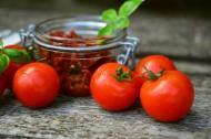 红彤彤的西红柿图片(10张)