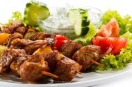 烤肉串美食图片(11张)