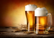 清爽的啤酒饮料图片(15张)