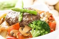 美味营养的胡萝卜菜肴图片(9张)