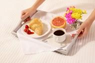 清爽可口的西式早餐图片(10张)