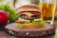 美味的汉堡包图片(15张)