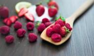 新鲜又好看的树莓图片(14张)
