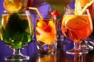 彩色果汁酒水图片(15张)