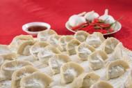 美味好吃的饺子图片(12张)