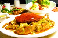 美味的螃蟹大餐图片(13张)