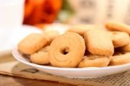 香甜好吃的曲奇饼干图片(13张)