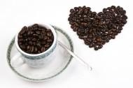 咖啡豆近景图片(19张)