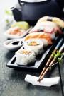 美味的寿司图片(15张)
