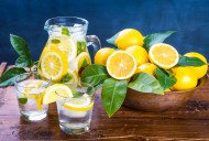 柠檬切片的图片(9张)
