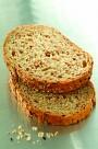 纯麦子的全麦面包图片(15张)