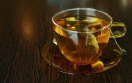 杯子里的茶图片(10张)
