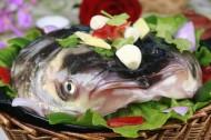 美味可口有营养的剁椒鱼头图片(10张)