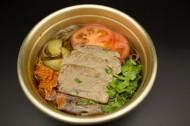 美味好吃的朝鲜冷面图片(9张)