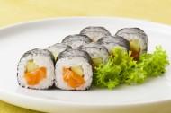 晶莹软润的寿司图片(15张)