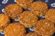 美味好吃的月饼图片(12张)