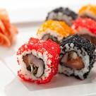 美味韩国寿司图片(20张)