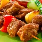 味道鲜美的肉串图片(11张)
