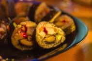 晶莹软润的寿司图片(12张)