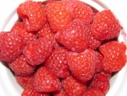 红色树莓图片(9张)