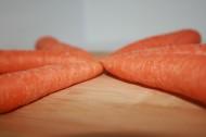 新鲜橙色胡萝卜图片(13张)