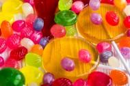 色彩缤纷的糖果高清图片(15张)