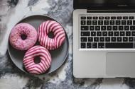 香甜可口的甜甜圈图片(11张)