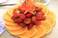 营养好吃的水果拼盘图片(14张)