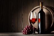 美味的葡萄酒和葡萄图片(12张)
