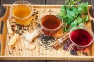 红茶和绿茶饮品图片(15张)