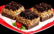 巧克力蛋糕甜点图片(8张)