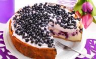 垂涎欲滴的蓝莓美食图片(10张)