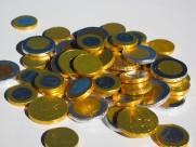 金币巧克力图片(6张)
