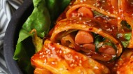 美味烤冷面图片(8张)