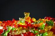 彩色的小熊软糖图片(10张)