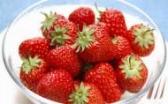 红红的草莓图片(10张)