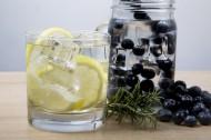 柠檬蓝莓汁图片(31张)