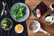 美味沙拉的制作图片(12张)