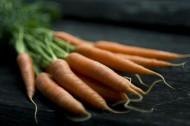 新鲜营养胡萝卜图片(9张)