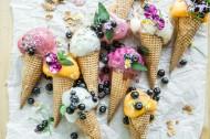 美味的冰淇淋图片(10张)