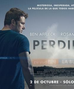 本·阿弗莱克《消失的爱人》海报图片