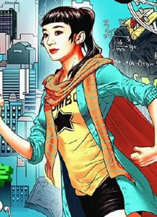 鱼塘夫妇合体 张翰赵丽颖《女汉子完美恋人》海报