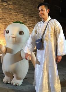 钟汉良白百合参加《跑男》引围观 男神女神齐聚