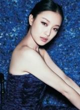 倪妮Vogue杂志大片  复古典雅
