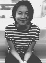 王菲16岁女儿窦靖童近照曝光 活泼可人