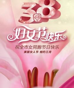 国际劳动妇女节节日素材图片  第八辑