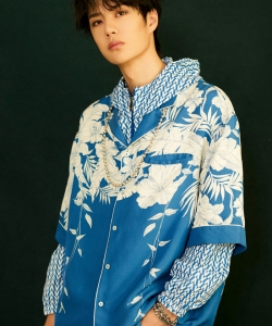 王一博酷帅养眼时尚写真图片