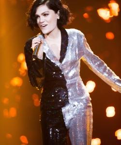 歌手第二季Jessie J舞台高清图片