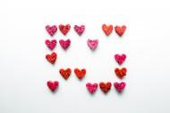 充满爱意的心形图片(13张)