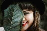 开心的女孩图片(11张)